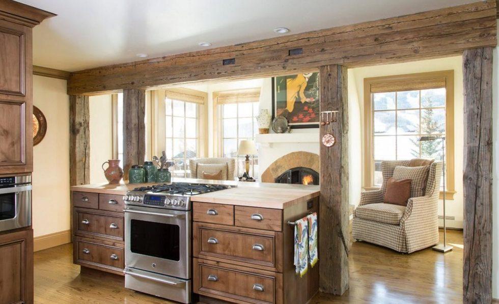 stylish country kitchen designs